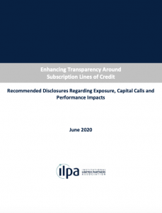 ILPA-Guidance-on-Disclosures-Related-to-Subscription-Lines-of-Credit_2020_FINAL