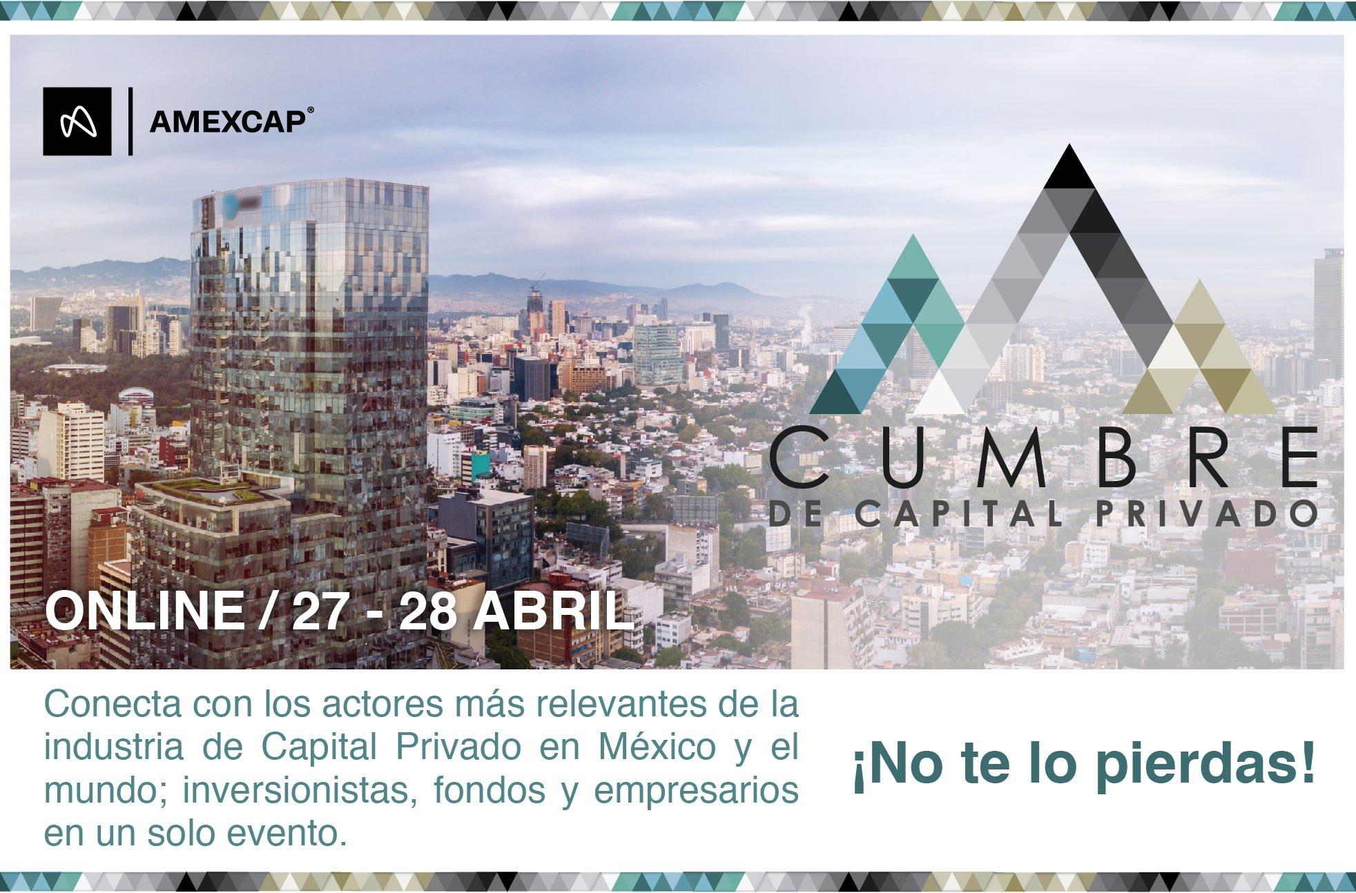 Banner de Cumbre de Capital Privado