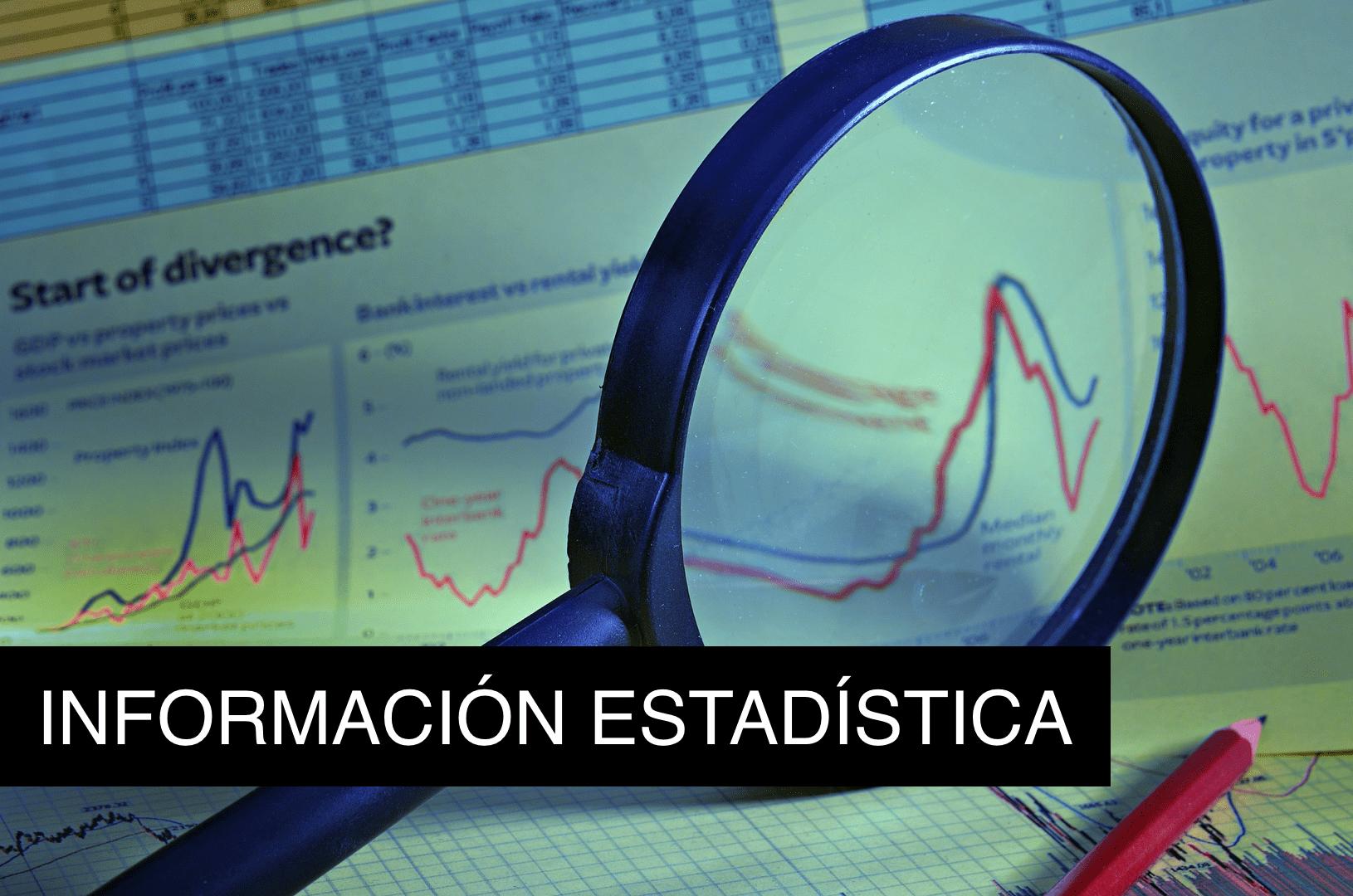 Información estadística